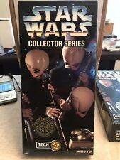 "Star Wars Collector Series Cantina Band Tech 12"""