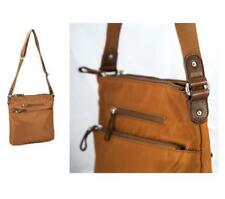 Osgoode Marley Triple Entry Cross Body Bag - 8314 - Copper