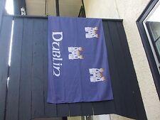 BLUE 3 FOOT X 5 FOOT DUBLIN CASTLE ALL WEATHER FLAG