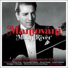 MANTOVANI  *  50 Greatest Hits  * NEW 2-CD  SET * All Original Instrumentals