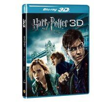 Cofanetto Blu-Ray Disc Brd Harry Potter E i Doni Della Morte-Parte 1 3D+Blu ray