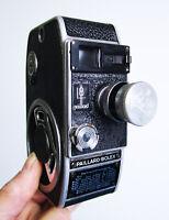 Paillard Bolex Vintage Movie Camera with Case
