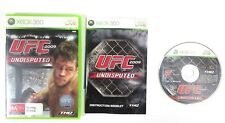 LOT OF 3 - UFC 2009 Undisputed, PES 2008, Forza 2/Viva Pinyata Xbox360