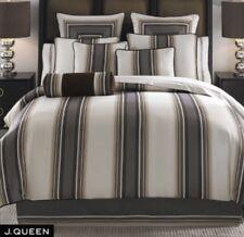 New Queen Street New York King Comforter Set Platinum 4 Piece