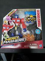 Transformers Hero Mashers Optimus Prime