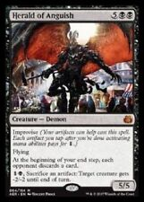 Magic The Gathering: HERALD OF ANGUISH x 4, Aether Revolt Mythic Rare-NM