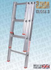 More details for titan competitor-aluminium diy extending ladder - non professional