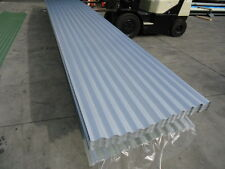 ROOFING IRON, (NEW) ZINC CORRO 3.6 MTR LENGTHS ($8.95 L/M)