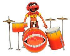 The Muppets Animal DA COLLEZIONE ACTION FIGURE Diamond giocattoli a tamburo Select KIT