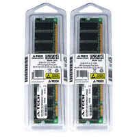 2GB KIT 2 x 1GB HP Compaq ProLiant ML370 ML750 DL360 G2 DL380 Server Memory RAM