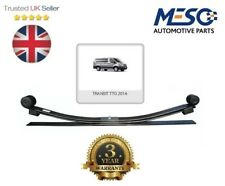 THREE TRIPLE ( 3 ) LEAF SPRING FORD TRANSIT MK8 TTG 2014 ON REAR WHEEL DRIVE