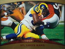 NFL 165 Robert Jones St. Louis Rams Topps 1998