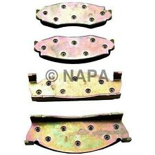 Disc Brake Pad Set Front NAPA/RAYLOC SAFETY STOP-RSS SS7027AM