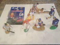 Large Sports Memorabilia Lot w Starting Lineups, Baseballs, Auto's, etc. -  NICE