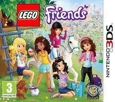 LEGO FRIENDS  JEU 3DS NEUF
