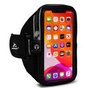 "Armpocket The Ultimate Armband MEGA i-40 Compatible With Devices up to 6.5"" Med"