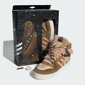 RIVALRY HI STAR WARS SHOES Chewbacca