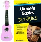 Pretty Pink Diamond Head Soprano Maple Ukulele + carry bag and HOW TO BOOK for sale