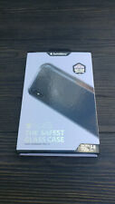 SwitchEasy iGlass iPhone Xs Case GS-103-44-170-11 NIB