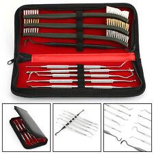 9X Cleaning Set Gun Brush Gun Cleaning Kit For Rifle Pistol Handgun Shotgun