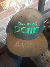 Beastie Boys Autograph (All 3, Mike D, Ad Rock, Mca) on House of Pain hat