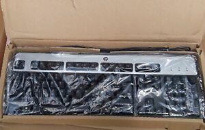 Lot of 24 NEW HP Desktop Keyboard 434821-162 (LAS) USB Wired Spanish Layout