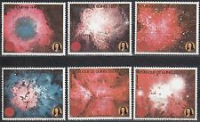 Guinea Nr. 1249A-1254A** Halleyscher Komet