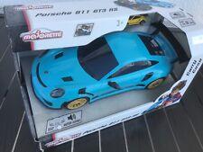 Majorette Porsche Carry Case mit Sound + 1 Car 911 GT 3 RS  Neu OVP 212058194