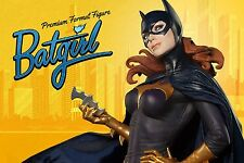 SIDESHOW EXCLUSIVE BATGIRL Premium FORMAT FIGURE  STATUE NEW!! DARK KNIGHT Bust