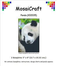 Mosaicraft pixel Craft MOSAICO Art Kit 'Panda' pixelhobby