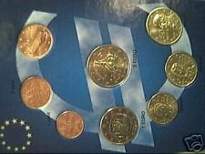 2004 GRECIA 8 monete 3,88 EURO fdc greece grece griechenland hellas Греция 希腊