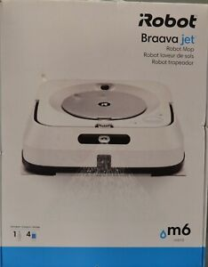 iRobot Braava Jet Robot Mop WIFI Capable NEW AND SEALED