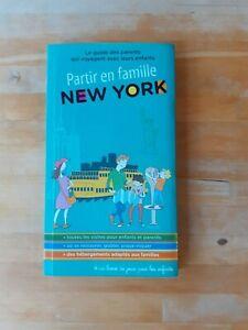 New York Partir en famille - 3ed de Collectif | En Voyage Editions