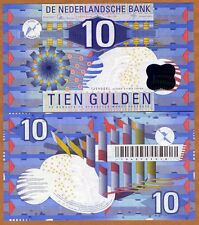 Netherlands, 10 Gulden, 1997, P-99, Pre-Euro, UNC