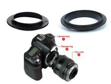 EOS-72mm Thread Macro Reverse Lens Adapter Ring For Canon EOS Mount - UK STOCK