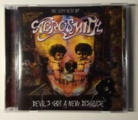 Devil's Got a New Disguise: The Very Best of Aerosmith  CD New