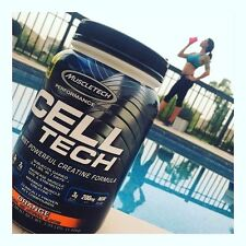 Muscletech,Cell Tech,Performance Series The Most Powerful Creatine Formula 3LB