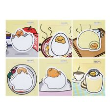 Cute Egg Sticker Bookmark Memo Pad Sticky Note Bookmark School Office Supply