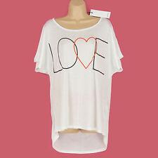Linen Crew Neck Singlepack Tops & Shirts for Women