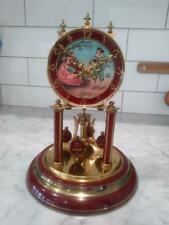 Vintage German Made Schatz Anniversary Clock