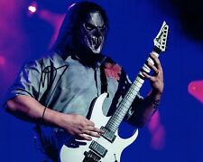 Mick Thomson Signed Autographed 8x10 Photo Guitarist of SLIPKNOT COA