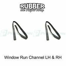 1983 - 1992 Ford Ranger & Bronco II Window Run Channel