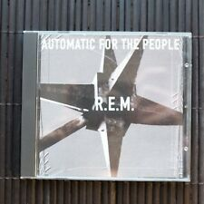 R.E.M. - AUTOMATIC FOR THE PEOPLE - CD