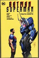 HC Batman / Superman Volume 5 Five 2016 nm/mint 9.8 1st Hardcover DC New 52