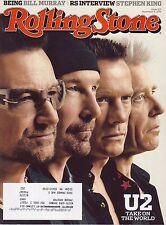 Rolling Stone #1221 Nov 2014 - U2