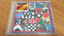 The Who cd 2019  nuovo, sigillato