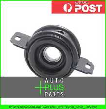 Fits TOYOTA GRANVIA/GRAND HIACE 1995-2005 - Center Bearing Support