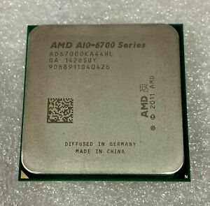 AMD A10-Series A10-6700 3.7GHz Quad-Core CPU Processor