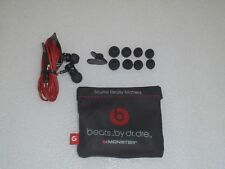 USA Seller Monster by Dr Dre iBeats In Ear Headphones Earphones