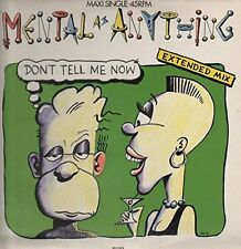 "Mental As Anything Don't tell me now (1987) [Maxi 12""]"